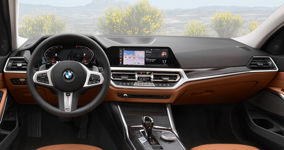 BMW 3 Series Touring (VII/G21) 320d MT (190) - Фото 7