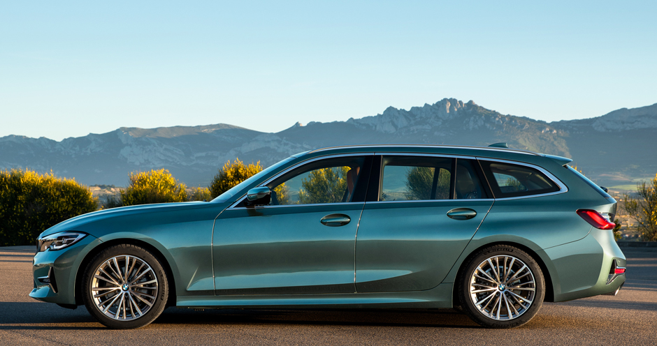 BMW 3 Series Touring (VII/G21) 320d MT (190) - Фото 1