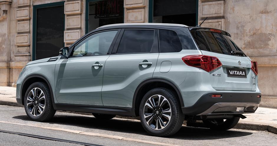 2018 Suzuki Vitara (IV/2018) 1 0 FWD MT (111