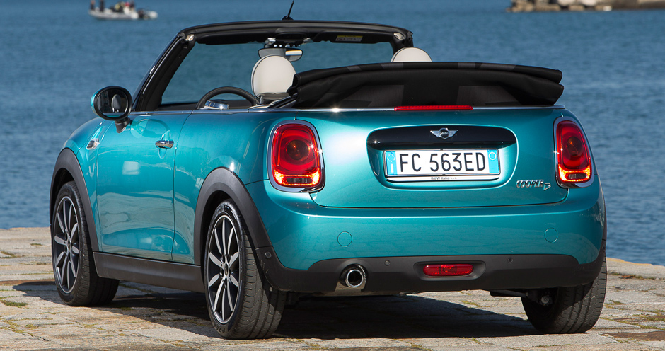 MINI Convertible (III/F57) Cooper D MT (116) - Фото 3